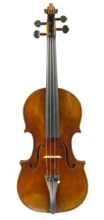 Violin 2010 after Guadagnini 1753