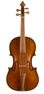Baroque viola 2012 after Baker Oxford 1683 front
