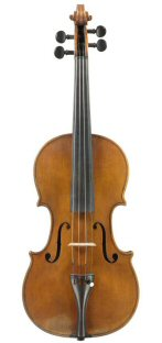 Violin 2008 after Hardie Edinburgh c1800 Front view