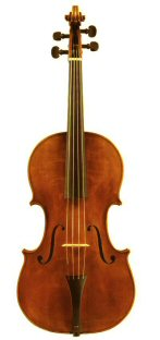 Viola 2005 after Mantagazza Milan 1790 Front view