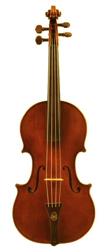 Violin 2006 after S  Seraphin Venice 1743